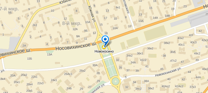 Вскрытие замков, дверей, авто Новокосино